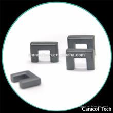 PC40 Material UF320 MnZn UU / UF Tipo u núcleo de ferrite de grande porte