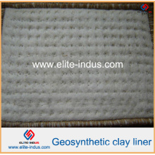 Geo Clay Liners with Woven Fabric Bottom Layer