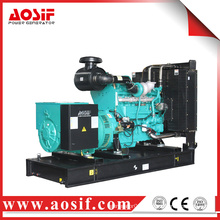 Chinese generator supplier aosif 360kw / 450kva diesel genset by cummins