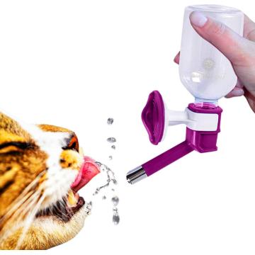 Бутылка с дозатором для домашних животных без капель