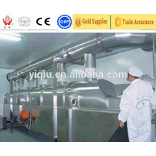 Compound fertilizer vibration fluidized bed drier/drying machine