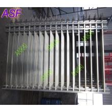 Aluminium-Zäune