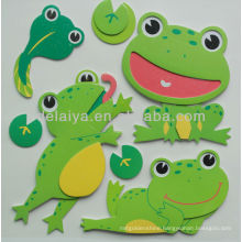 Home decoration 3D EVA foam sticker for kids