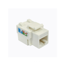 Communication accessories UTP rj45 cat6 female keystone jack