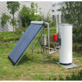 Vertikaler Solarheizkollektor