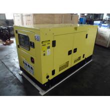 Дизельный генератор бесшумного типа для австралийского рынка