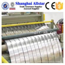 CE Standard metallic yarn slitting machine