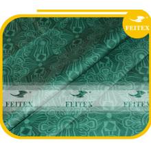 FEITEX африканских одежды ткани парчи дамасской shadda базен riche Гвинея крашеный текстиль ручной работы жаккардовые ткани