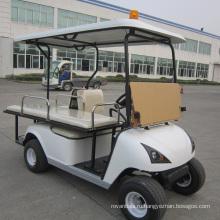 CE утвержден 2 мест электрические скорой помощи автомобиля (DVJH-2)