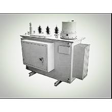 Selbstgekühlter elektrischer Absenktransformator für den Außenbereich