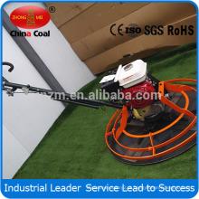 Máquina concreta da pá de pedreiro do poder do revestimento concreto da gasolina