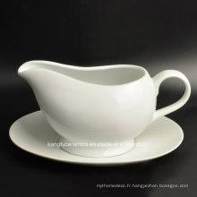 Crème de lait en céramique de prix bon marché de conception adaptée aux besoins du client