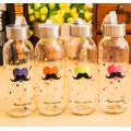 Kundenspezifisch Logo Verschiedene Designs Sport Glas Flasche Sport Wasserflasche