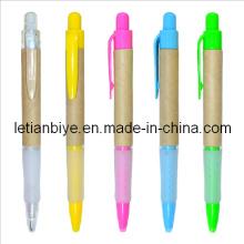 Novo Design! Promoção reciclado caneta (LT-C530)