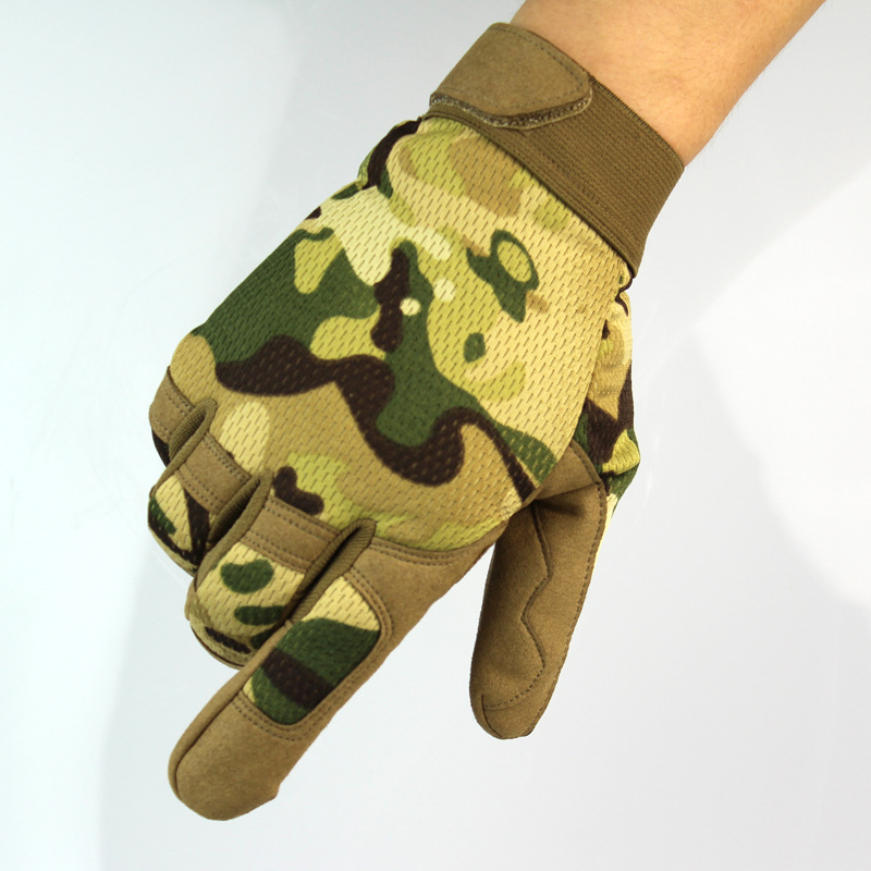Tactics are all about outdoor gloves (1)