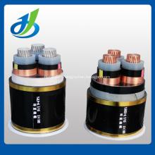Câble d'alimentation en cuivre / aluminium XLPE 10 / 20KV de haute qualité