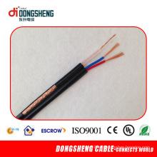305m коаксиальный кабель Rg59 + 2c с CE RoHS ISO UL