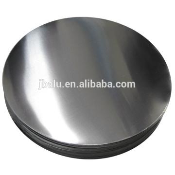 Círculo redondo do alumínio da folha do alu da têmpera H12 da liga for sale