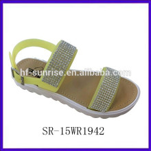 Diamant-Ober-Melissa-Jelly-Schuhe Melissa-Schuhe Frau Sandale