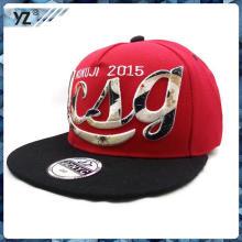 Nueva marca clásica LED sombrero hecho en China