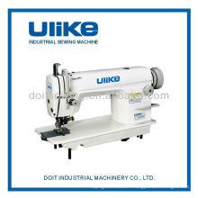 Machine à coudre industrielle à grande vitesse de Lockstitch d'aiguille simple avec le coupeur latéral UL5200