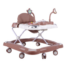 Ecofriendly Noiseless Baby Walker