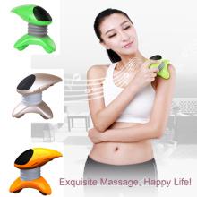 Massager Handheld Multifunction do corpo da vibração da música mini