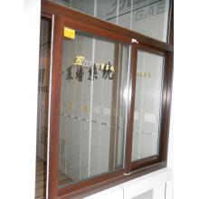 Holz Aluminium für Schiebefenster