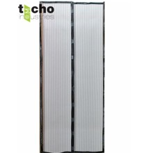 Magnetic Curtain Door with 100% Polyester Mesh