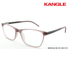 TR90 optical frames young lady glasses rubber tips adjustable temples ready stock eyewear eyeglasses