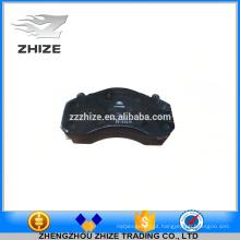Benefícios duráveis Sistema de freio 3552-00650 Revestimento de fricção do disco de freio / Pastilhas de freio para yutong
