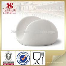 keramische dekorative Servietten- und Condimenthalterkörbe