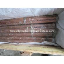 Tubo de cobre sin costura de alta calidad EN 12449