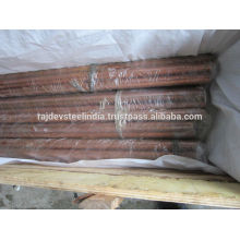 High quality seamless copper tube EN 12449