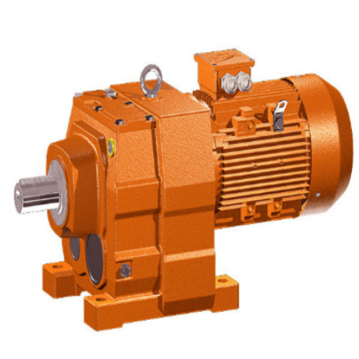 90 Degree Transmission Gearbox Hollow Shaft Speed Reducer