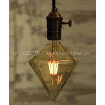 6.5W Sharp Diamond 220V COB LED Bulb