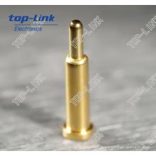 Pin Pogo dourado para SMT