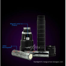 2500 lumen led flashlight waterproof led diving flashlight