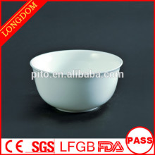 High quality round ceramic/porcelain bowl for soup/rice