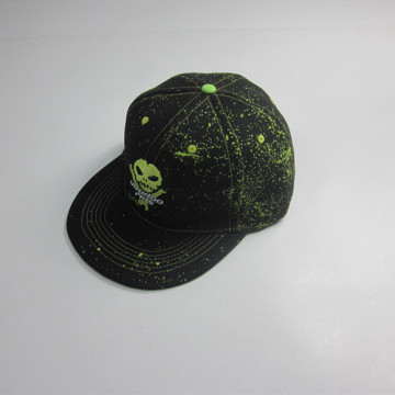 Fashion Full Print Snapback Cap