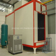 Powder Coating Equipment with Coating Drying Oven