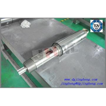 Tambor de parafuso de baquelite de 40mm para máquina de injeção