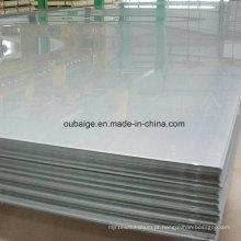 2219 placa de liga de alumínio