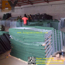 Blast Wall for Safety Hesco Barriers