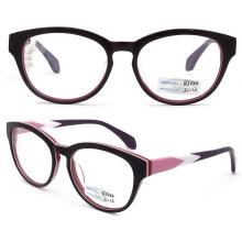 Latest Styles Eyeglasses Acetate Eyewear (BJ12-002)