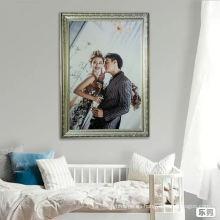 Excelente calidad para colgar en la pared decoración del hogar marco de fotos