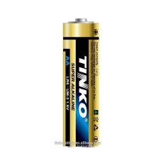 Щелочная батарея для вспышки света AA LR6 1,5 в