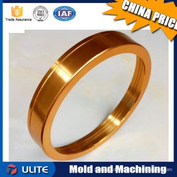 Kundenspezifische Hochpräzisions-CNC-Bearbeitung Mechanische Komponenten CNC-Fräs-Messing-Teile von der Fabrik direkt