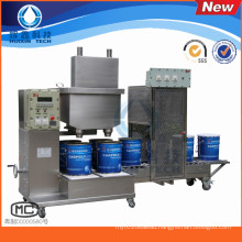 2015 High Quality 2 Heads Automatic Liquid Filling Machine for Daily Chemical with Capping or Filling Line