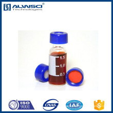 HOTSALE 2ml 9-425 Waters hplc vial clear vial with insert